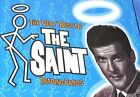 The Saint - Selection of Autograph Trading Cards - 1960's Roger Moore era