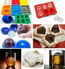 Star Wars Ice Tray Silicone Mold Cube Tray Chocolate Fondant Moulds 8Styles JJ $3.05 AUD