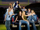 Friday Night Lights Cast Gaius Charles Adrianne Palicki Print POSTER Affiche