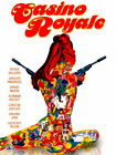 Casino Royale 1967 Original Movie Print POSTER Affiche $9.55 CAD