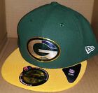 NWT NEW ERA Green Bay PACKERS WI 59FIFTY size fitted football cap hat nfl on eBay