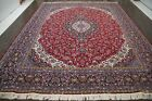 Persian Traditional Vintage Large  9.7 X 12.7 Oriental Rug Area Carpet Rugs