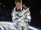Roger Moore Moonraker Movie Actor Print POSTER Affiche $14.87 CAD on eBay