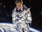 Roger Moore Moonraker Movie Actor Print POSTER Affiche $26.34 CAD on eBay