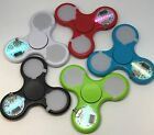 PATTERNS LED TRI SPINNER FIDGET(THE MASTERPIECE),CHANGING FLASH PATTERNS,LED,LOT