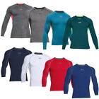 UNDER ARMOUR HEATGEAR COMPRESSION LONGSLEEVE SHIRT LANGARM BASELAYER SONIC TEE