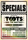 THE SPECIALS May 2017 Summer Shows PHOTO Print POSTER Toots & The Maytals Band 2