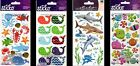U CHOOSE Sticko SEA LIFE Stickers FISH SHARK WHALE CRAB LOBSTER OCTOPUS OYSTER