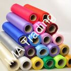Large Organza Fabric Rolls Ideal For Backdrops, Swagging, Draping 270cm x 100m