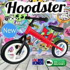 "NEW 12"" Kids Children Balance Bike Red Hoodster TM Classic Strider Type Model"