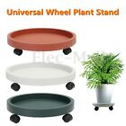 3 Colors Universal Wheel Rolling Garden Plant Planter Dollies Caddy Plant Stand