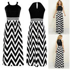 Summer Ladies Women Maxi Boho Long Dress Evening Party Beach Dresses Sundress