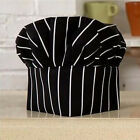 Trendy Simple Men Adjustable Elastic Kitchen Baker Cook Hat Catering Chef Cap