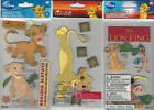 U CHOOSE  Assorted Disney THE LION KING 3D Stickers simba nala timone