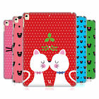 HEAD CASE DESIGNS CHRISTMAS CATS HARD BACK CASE FOR APPLE iPAD PRO 2 12.9