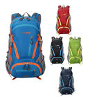 45L Man Woman Outdoor Shoulders Assault Bag Luggage Trekking Backpack Day Packs