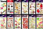 U CHOOSE Sticko FOOD & DRINK Stickers PIZZA BACON FRUIT COCKTAILS WINE COOKING