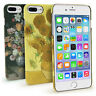 Painting Collection Print PC Hard Back Cover for Apple iPhone 8 7 6S 6 Plus Case