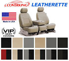 Coverking Leatherette Custom Seat Covers Volkswagon Golf