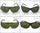 EP-5 Blue IR Laser Eye Safety Glasses Goggles 200nm-450nm 800nm-2000nm OD4+ CE
