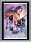 The Empire Strikes Back Art A1 To A4 Size Poster Prints $9.95 AUD