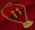 Ethnic Indian Traditional Necklace Set Women Bollywood New Jewelry-BNS97