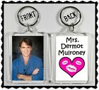 Dermot Mulroney Keychain Key Ring - Many Designs To Choose From Shirtless