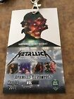 Metallica Lanyard for Baltimore Show 5/10/17