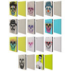 OFFICIAL BALÁZS SOLTI SKULLS LEATHER BOOK WALLET CASE COVER FOR APPLE iPAD