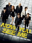 C3324 Now You See Me Movie Cast Jesse Eisenberg Mark Ruffalo Print POSTER CA
