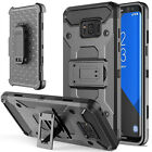 Shockproof Kickstand Belt Clip Holster Cover Case For Samsung Galaxy S8/S8 Plus
