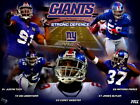 New York Giants Strong Defence NFL Wall Print POSTER US