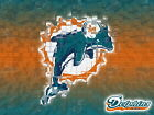 Miami Dolphins Logo NFL Wall Print POSTER US on eBay