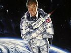 Roger Moore Moonraker Movie Actor Wall Print POSTER UK £6.95 GBP on eBay