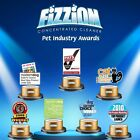 Fizzion Pet Stain & Odour Remover CO2 Tablets Cat Urine Spray 2, 4, 6 or 8 - UK