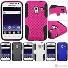 Astronoot Hybrid Snap Protective Case Cover For SAMSUNG R820(Galaxy Admire 4G)
