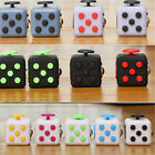 Fun Magic Fidget Cube Anti-anxiety Adults Stress Relief Focus Kids Toy Gift