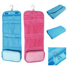 Foldable Travel Toiletry Hanging Wash Makeup Storage Case Bag Organizer Pouch