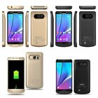 Samsung Galaxy Note 5 Extended Battery Power Pack Charger External Case 4200mAh