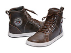 RAC3 MOTORBIKE MOTORCYCLE  REAL LEATHER WATER PROOF ARMOUR BOOTS SNEAKER NEW