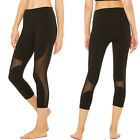 Capri Women Yoga Workout Pants Gym Running Fitness Legging Athletic Clothes S859