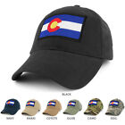 COLORADO State Flag Embroidered Tactical Patch with Adjustable Operator Cap