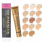 Dermacol High Cover Makeup Foundation Hypoallergenic Waterproof SPF 30 фото