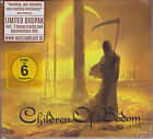 CHILDREN OF BODOM 2015 CD/DVD - I Worship Chaos +3 (Ltd. Digibook) Norther - NEW