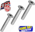 A2 Stainless Steel Allen Socket Bolt - Countersunk CSK Socket Screw- *ALL SIZES*