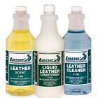 Car Leather Seat Cleaner, Conditioner, Protectant & Smell FREE SHIPPING