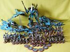 WARHAMMER 40K PAINTED ELDAR ARMY - MANY UNITS TO CHOOSE FROM