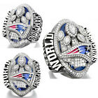 2017 New England Patriots Super Bowl Championship Ring for Brady, Size 8-13