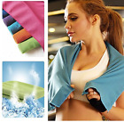 Fitness Dry Cooling Sports Towel For Gym Best Workout face Iced Sweat Towels