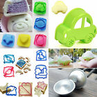 COOL Kid Lunch Sandwich Toast Cookies Cake Bread Biscuit Food Cutter Mold